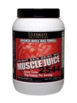 Ultimate Nutrition Muscle Juice 2544 4.9 lb strawberry