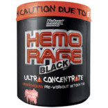 Nutrex Hemo Rage Black Ultra Concentrate, Malicious Melon 30 Serving