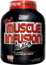 Nutrex Muscle Infusion Black -Chocolate-5 lb
