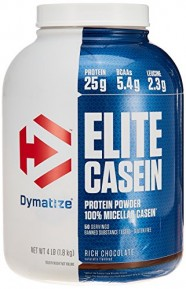 Dymatize Elite Casein 4lb Chocolate