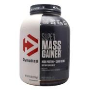 Dymatize Super Mass Gainer – 6 Lbs (Rich Chocolate)