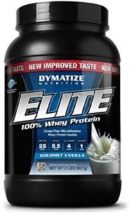 Dymatize Elite 100% Whey Protein-2lb-vanilla