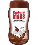 Endura Mass Weight Gainer – 1kg (Chocolate)