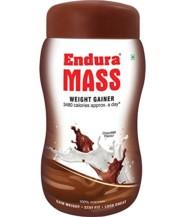 Endura Mass Weight Gainer – 1kg (Chocolate)