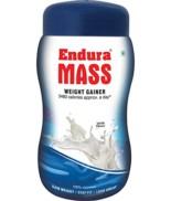 Endura Mass Weight Gainer – 1kg (Vanilla)