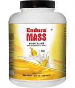 Endura Mass Weight Gainer – 3kg (Banana)