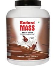 Endura Mass Weight Gainer – 3kg (Chocolate)