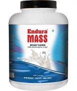 Endura Mass Weight Gainer – 3kg (Vanilla)