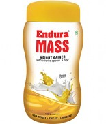 Endura Mass Weight Gainer – 500g (Banana)