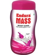 Endura Mass Weight Gainer – 500g (Strawberry)