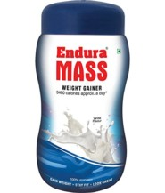 Endura Mass Weight Gainer – 500g (Vanilla)