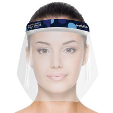 Healthgenie Face Shield Pack of 1