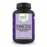 GIYO NATURALS Femmesens 500mg – 60 caps