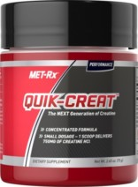 Met-Rx – Quick-Creat Concentrated Creatine HCl Powder – 75g