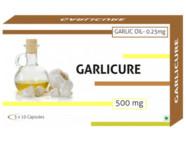 Garlicure Garlic Oil 0.25% 500Mg Capsules