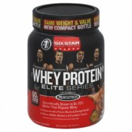Muscletech Six Star Elite Series Whey Protein + -Chocolate-2 lb