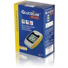Gluco Lab Blood Glucose Meter