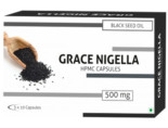 Grace Nigella Black Seed Oil 500mg Capsules