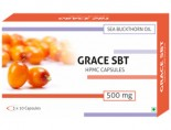 Grace SBT Sea Buckthorn Oil OMEGA 7 500mg Capsules