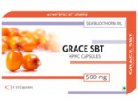 Grace SBT Sea Buckthorn Oil OMEGA 7 500mg Capsules