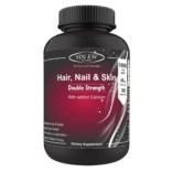 Sinew Nutrition Hair Skin & Nails 10000 mcg 100 capsules