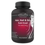 Sinew Nutrition Hair Skin & Nails 10000 mcg 60 capsules