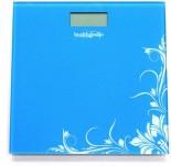 Healthgenie Digital Weighing Scale (Blue)
