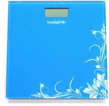 Healthgenie Digital Weighing Scale (Blue)