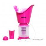 Healthgenie 3 In 1 Extra Steam Sauna Vaporizer Regular (Pink)