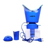 Healthgenie 3 In 1 Extra Steam Sauna Vaporizer Superior (Blue)