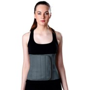 Healthgenie Abdominal Belt Or Tummy Trimmer (20cms width)-XXLarge
