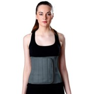 Healthgenie Abdominal belt or tummy trimmer (20cms width)-Large