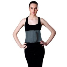 Healthgenie Abdominal Belt Or Tummy Trimmer (20cms width)-Small