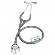 Healthgenie Cardiology SS Double Diaphragm Stethoscope HG-403G (Grey)