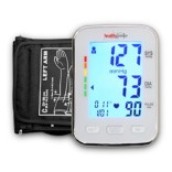 Healthgenie BP Monitor digital Upper arm BPM04BL Automatic with irregular heart beat indicator – 24 MONTHS WARRANTY