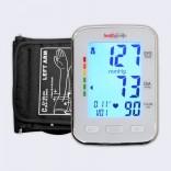 Healthgenie Digital Upper Arm Blood Pressure Monitor (Bp Monitor) Bpm04Bl with Adaptor