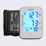 Healthgenie Digital Upper Arm Blood Pressure Monitor (Bp Monitor) Bpm04Bl with Adaptor