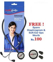 Healthgenie Dual Child Pediatric Stethoscope AL HG-206G (Grey)…