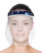 Healthgenie Face Shield (Pack Of 3)