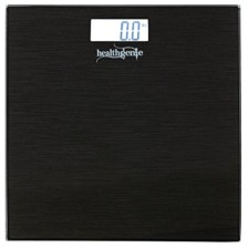 Healthgenie Digital Weighing Scale HD-221 (Brushed Black)