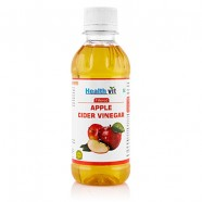 HealthVit Apple Cider Vinegar – 250 ml (Filtered)