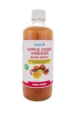 Healthvit Apple Cider With Honey – 500 ml