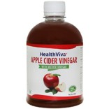 HealthViva Apple Cider Vinegar – 500 ml