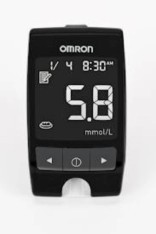 Omron Blood Glucose Monitor HGM-112(10 strips)