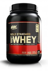 ON 100% Whey Protein Gold Standard -2lb Double Rich Chocolate