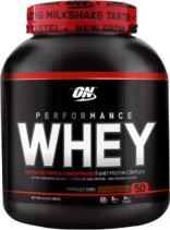 Optimum Nutrition Performance Whey-free shaker