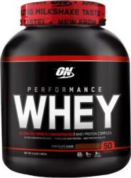 Optimum Nutrition Performance Whey-free shaker