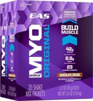 EAS Myoplex Original-Chocolate-20 Packs