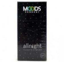 Moods All Night Action Condom -20 pcs