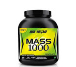 Kiwi Nutritech High Voltage Mass 1000-Chocolate-2.5 kg